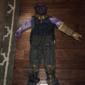 Thanos Halloween costume